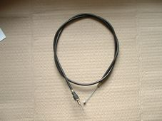 14-2531, Throttle cable, Enfield India, to Sept 1999